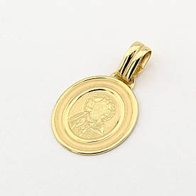 Золотая ладанка КР13090 Диамант
