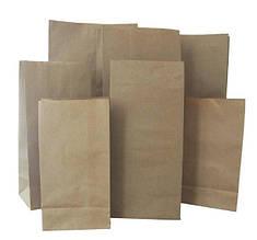 Пакеты с плоским дном (пакеты под муку) без печати