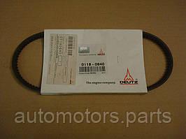 Ремень клиновой ребристый резиновый Deutz 01180640