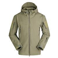 Тактическая куртка Soft Shell (Песочный)