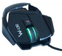 Компьютерная мышь GEMIX W-130 USB Black