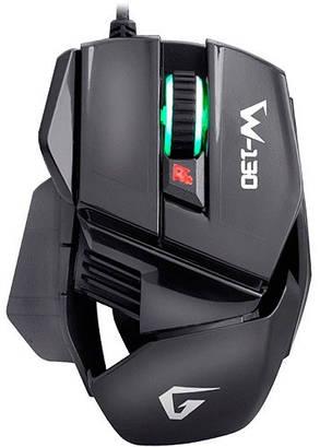 Компьютерная мышь GEMIX W-130 USB Black, фото 2