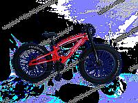 "Спортивный велосипед Unicorn - Godzilla, Колеса 26"", Рама 17"", Хроммолибден"