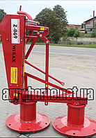 Косарка роторна 1.35м до трактора Wirax (Віракс) (косилка роторная)