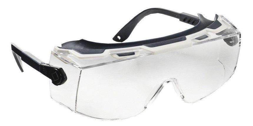 Окуляри захисні прозорі TWISTLUX, фото 2