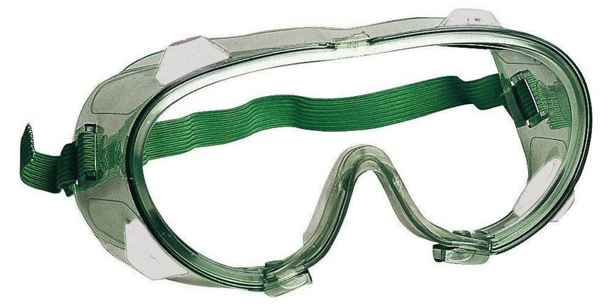 Окуляри закритого типу прозорі з непрямою вентиляцією CHIMILUX Anti-fog, фото 2
