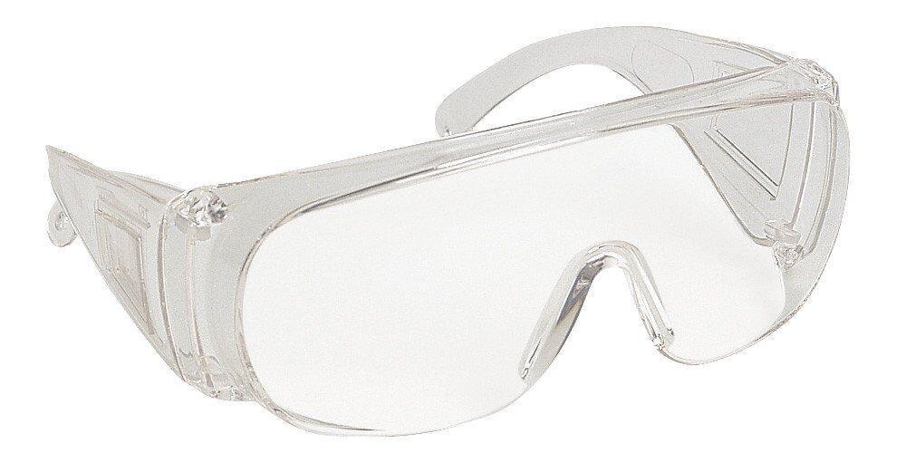 Окуляри захисні прозорі VISILUX-AR з покриттям від подряпин