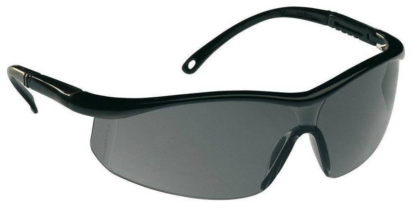 Очки защитные затемненные ASTRILUX Anti-fog, фото 2