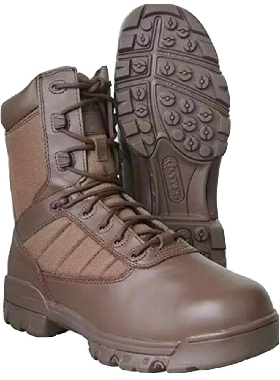 Берцы Bates, boots patrol brown male  оригинал Б/У высший сорт