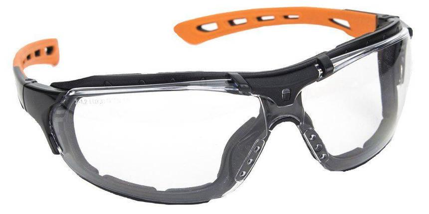 Окуляри прозорі SPIDERLUX, фото 2