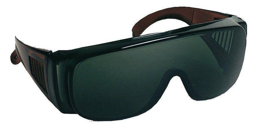 Затемнені окуляри захисні VISILUX, фото 2