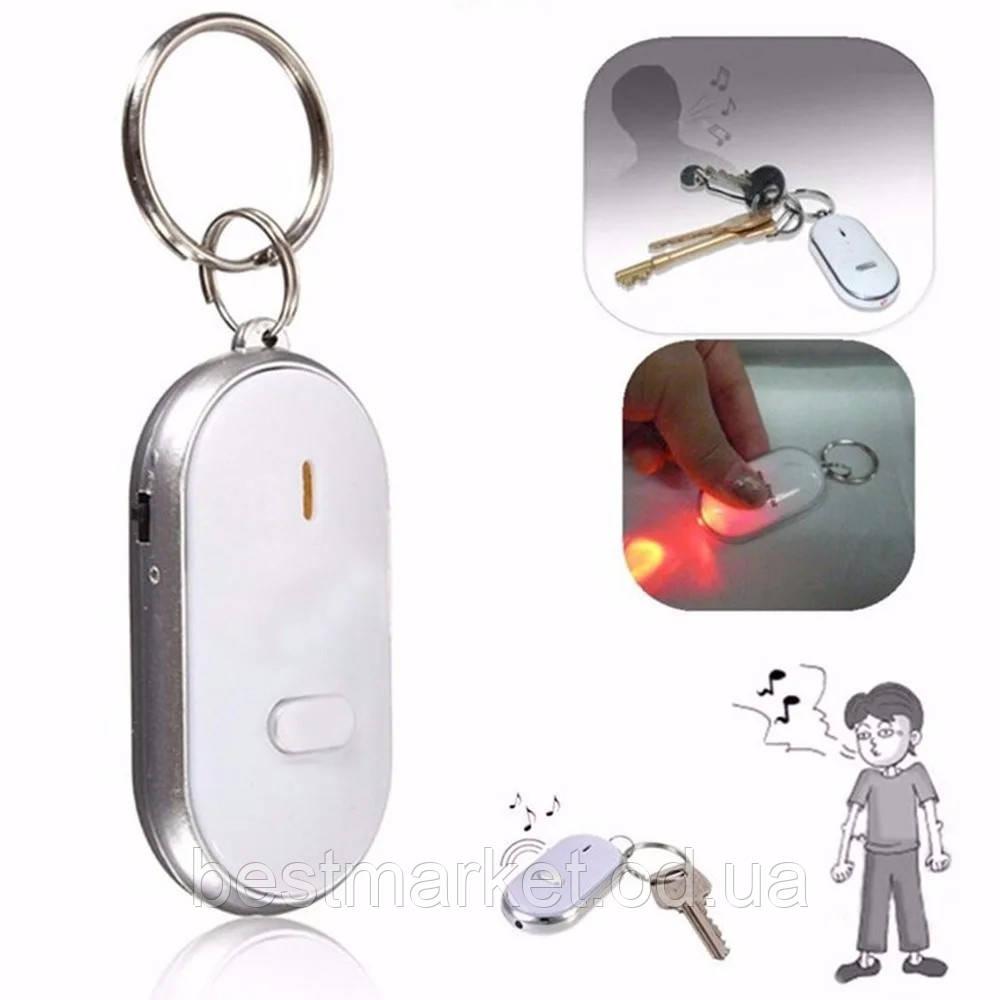 Брелок для Поиска Ключей Звуковой Key Finder