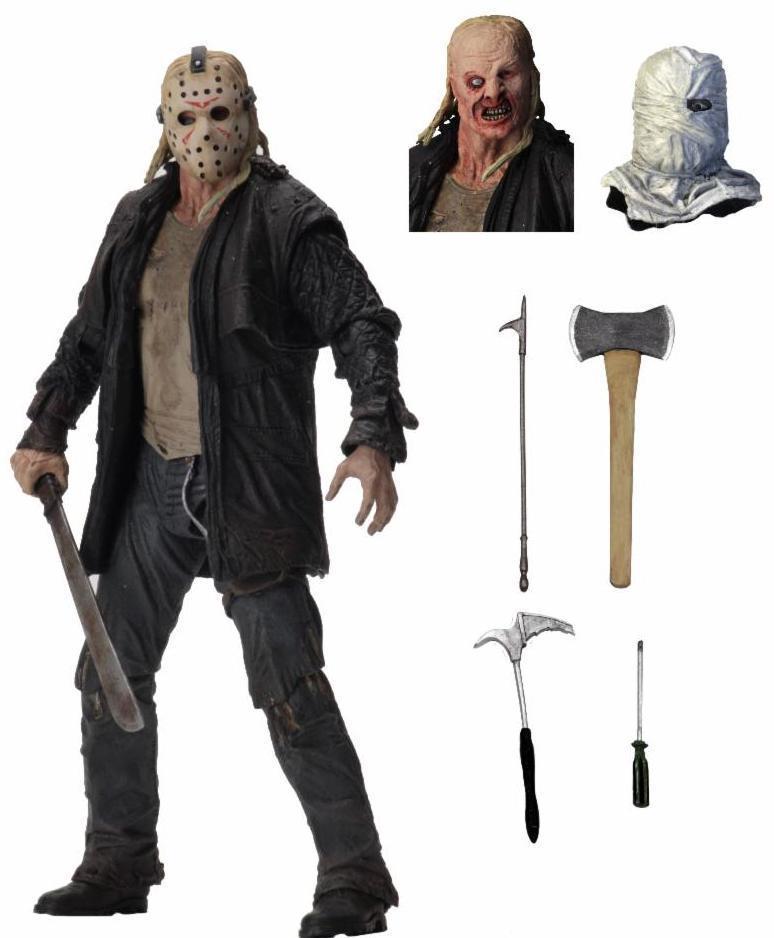 Фигурка Джейсон Вурхиз, статуэтка Jason Voorhees Friday the 13th 18см
