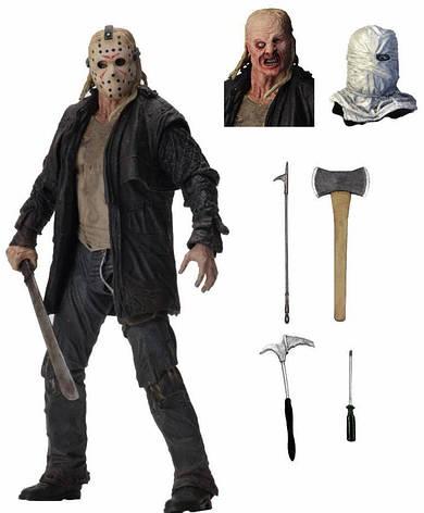 Фигурка Джейсон Вурхиз, статуэтка Jason Voorhees Friday the 13th 18см, фото 2