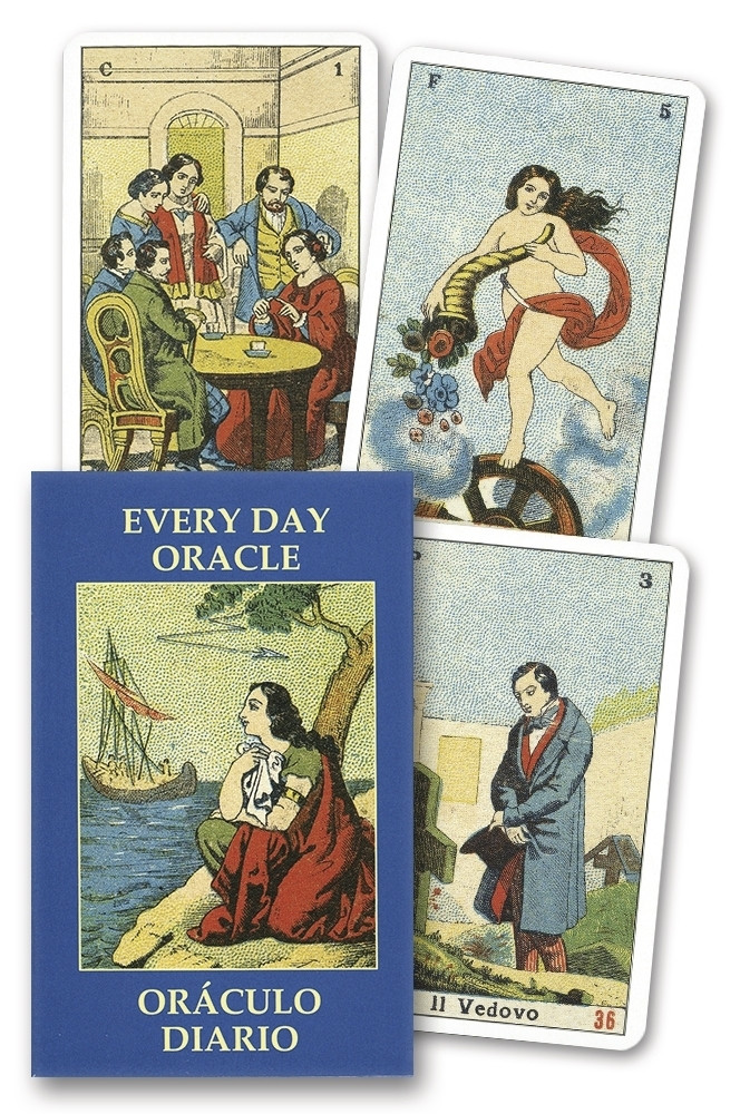 Every Day Oracle/ Оракул на Каждый День