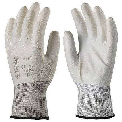 Перчатки для точных работ, покрытые полиуретаном, фото 2