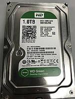 """Жесткий диск 3,5"""" WD 1Tb 64MB SATA3 винчестер как новый, фото 1"""