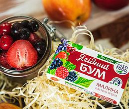 """Пастила """"Малина - яблуко"""" 50г ТМ Pasti Food"""