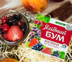 """Пастила """"Малина - яблуко"""" 100г ТМ Pasti Food"""