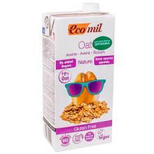 """Молоко """"Вівсяне"""" 1л ТМ Ecomil"""