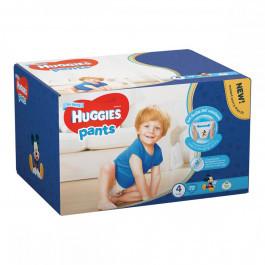 Подгузники-трусики Huggies Pants для мальчиков 4 ( 72 шт / 9-14 кг)