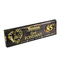 Шоколад Fondant 85% 300г ТМ Torras