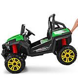 Детский электромобиль Джип М 3454EBLR-5, фото 2