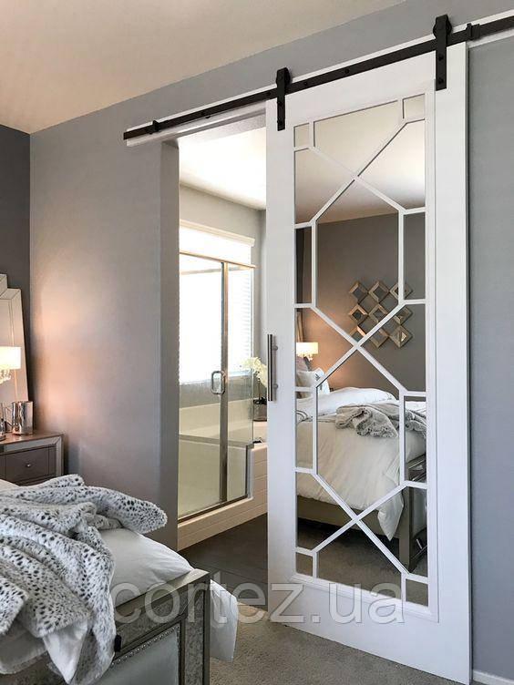 Двері в спальню
