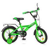Велосипед детский PROF1 14Д, фото 3