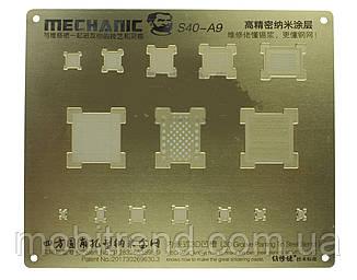 Трафарет BGA Mechanic A9 для iPhone 6S, iPhone 6S Plus