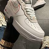 Женские кроссовки Nike Air Force 1 '07 LX White, женские кроссовки найк аир форс 1 '07, фото 4