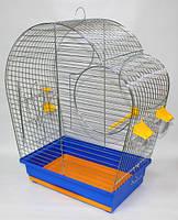 """Клетка для средних попугаев """"Патриот"""""""