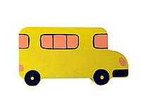 Машинка HEGA Шкільний автобус, фото 1