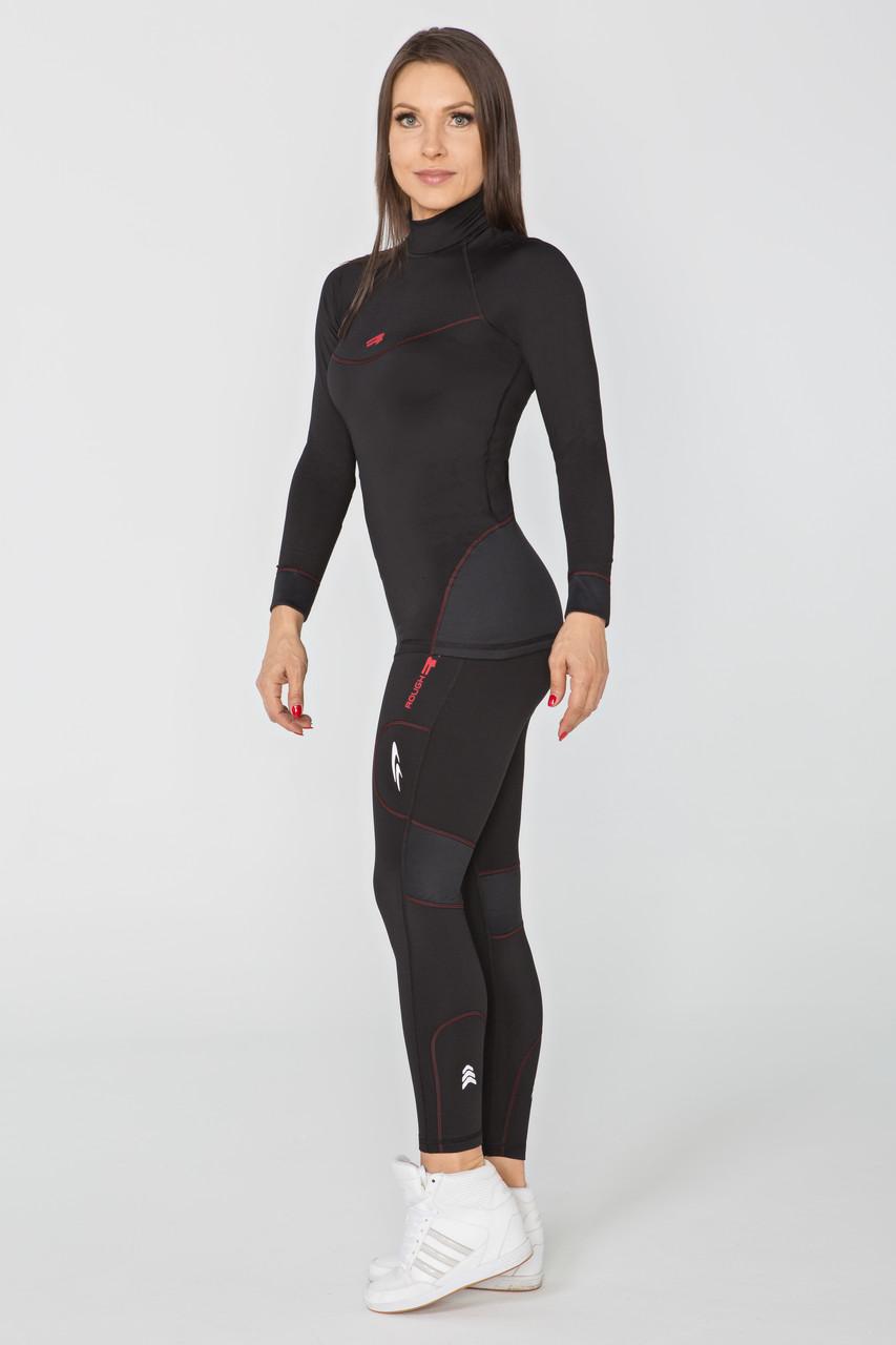 Женские спортивные утепленные штаны Rough Radical Sprinter (original), женские термолеггинсы для спорта