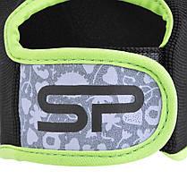 Женские перчатки для фитнеса Spokey ELENA II 921313 (original), спортивные атлетические тренировочные, фото 3