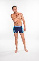 Плавки мужские купальные Shepa 408 (original), трусы-боксеры для бассейна, пляжа, фото 2