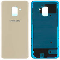 Задняя часть корпуса для Samsung Galaxy A8 A530 (Gold)