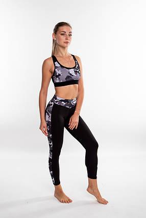 Спортивные женские легинсы Rough Radical Valiant, леггинсы для бега, лосины для йоги, фитнеса, спортзала, фото 2