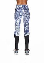Спортивные женские легинсы BasBlack Trixi (original), лосины для бега, фитнеса, спортзала, фото 3