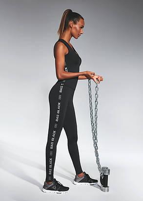 Спортивные женские легинсы BasBlack Emotion (original), лосины для бега, фитнеса, спортзала, фото 2