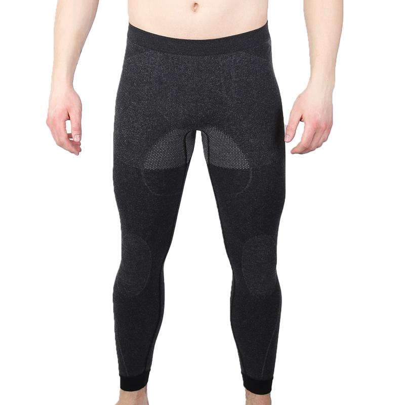 Мужские термоштаны с шерстью альпаки HASTER ALPACA WOOL 45 зональные бесшовные шерстяные подштанники кальсоны