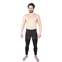 Мужские термоштаны с шерстью альпаки HASTER ALPACA WOOL 45 зональные бесшовные шерстяные подштанники кальсоны, фото 3