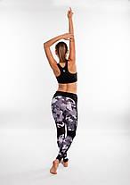 Спортивные женские легинсы Rough Radical Fierce, леггинсы для бега, лосины для йоги, фитнеса, спортзала, фото 2