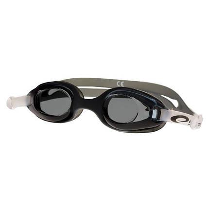 Очки для плавания Spokey Seal 84082 (original) детские, регулируемые, силиконовые, фото 2
