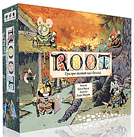 Корні, Корни, Root настольная игра (укр.)