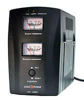 Релейные однофазные стабилизаторы напряжения LOGICPOWER LPH-500RV PLASTIC