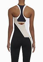 Спортивный женский топ BasBlack Flow-top 50 (original), майка для бега, фитнеса, спортзала, фото 3
