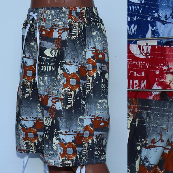 Мужские шорты (плащевка) (48-56 р-р)оптом со склада в Одессе.