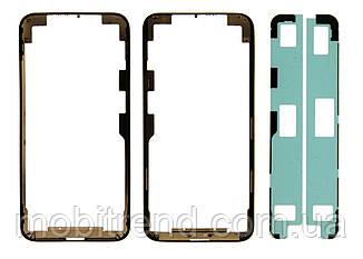"""Рамка дисплея для iPhone 11 Pro Max (6.5"""") Черный"""