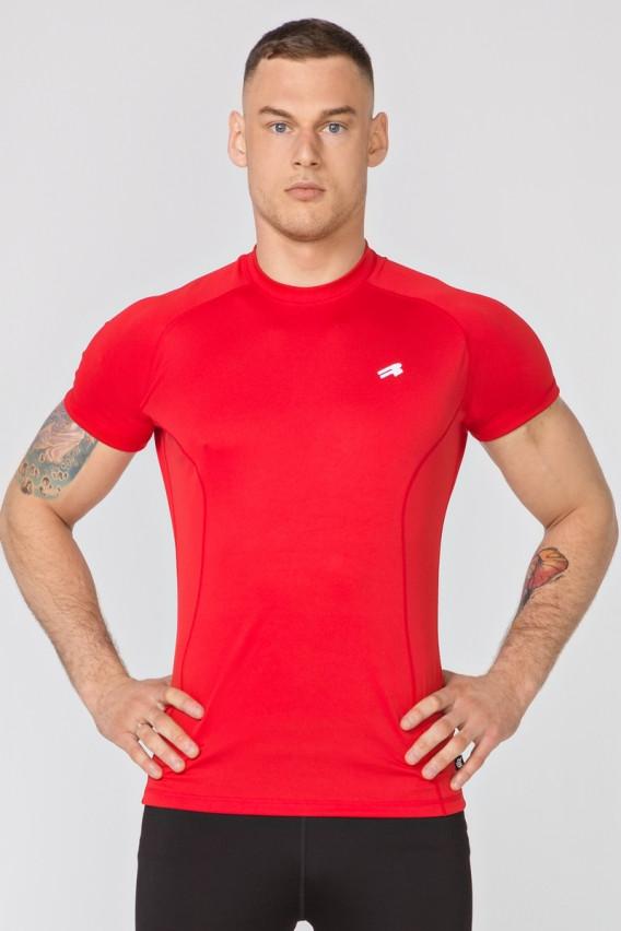 Спортивная мужская футболка Rough Radical Fury SS (original) дышащая, с коротким рукавом